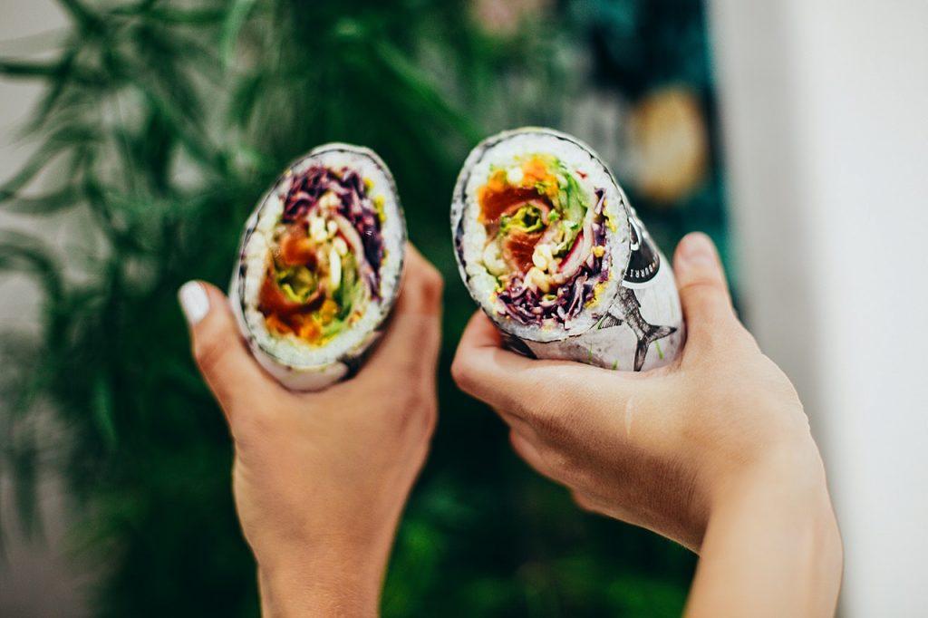 Dieta alta en calorías para veganos