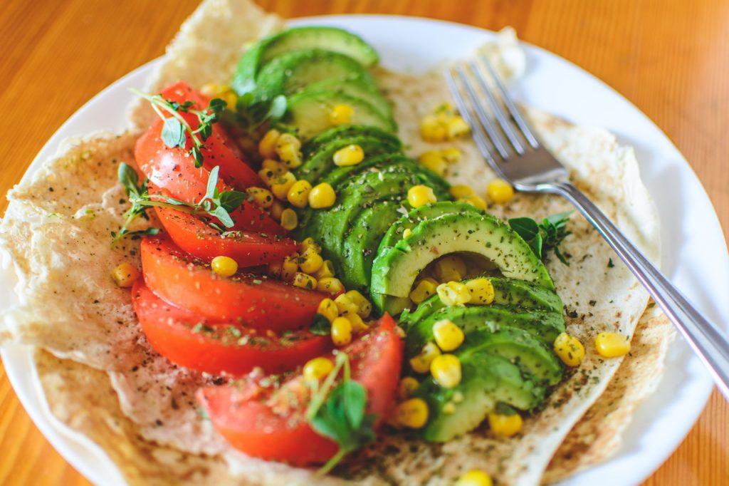 Dieta para ganar músculo siendo vegano