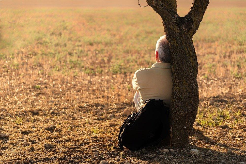 Meditar sobre la soledad